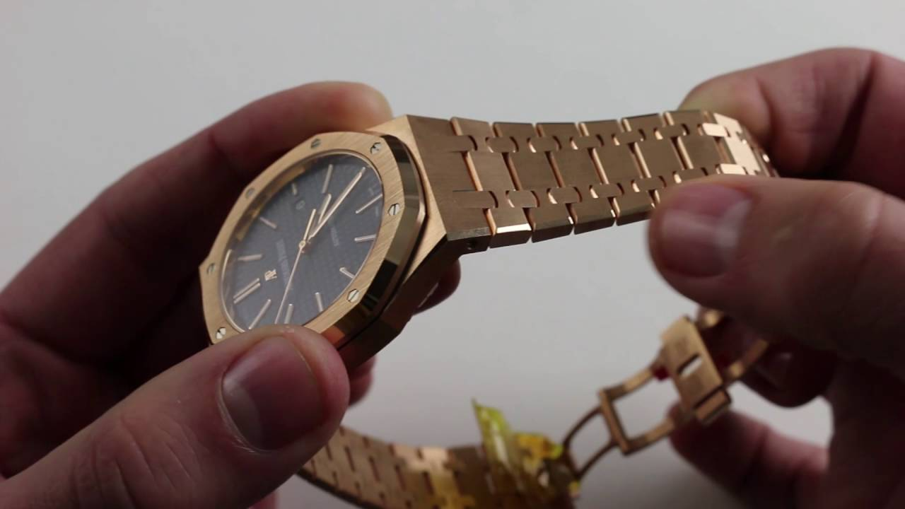 2c61669e323c Pre-Owned Audemars Piguet Royal Oak Self-Winding Luxury Watch Review ...