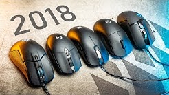 The Best Gaming Mice of 2018!