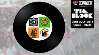 SENSIRITI presents dub plate showcase at KWAKU FESTIVAL ft. 90 Degree sound