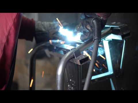 INGRAT LTD School Furniture Factory Production Video