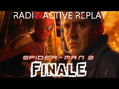 Radioactive Replay - Spider-Man 2 FINALE - The Power of The Sun... & Pizza...
