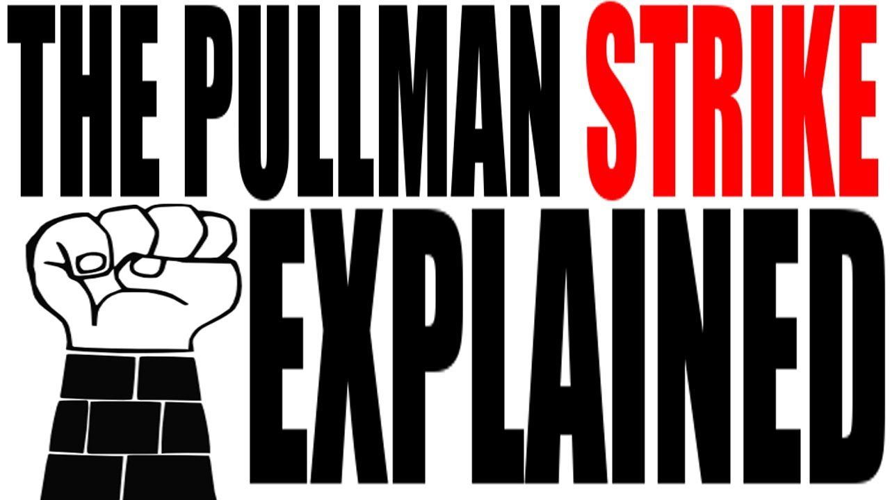 pullman strike (all though the unofficial holiday started a few years earlier, the first national labor day celebration was held september 1894, as a direct result of the pullman strike).