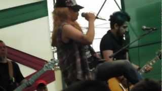 Rocket Queen - César Osorio y Agi-tc Antes de Usar en el Colegio San Judas Tadeo (28-10-12) YouTube Videos