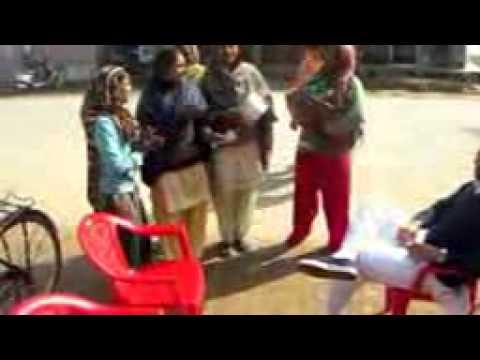 Watch modern Indian women....singing...