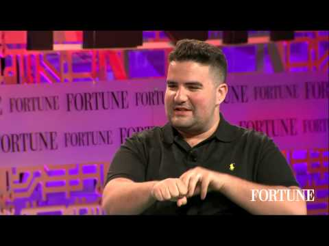 Quirky CEO Ben Kaufman at Fortune's Brainstorm Tech 2015 | Fortune