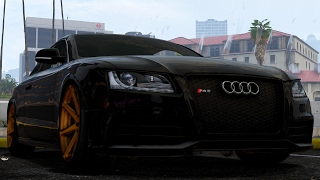 GTA 5 | The Audi RS's Cinematic Showcase