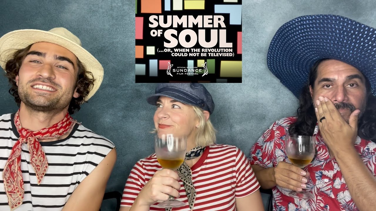 Summer Of Soul - Review/Reaction!