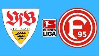 VfB Stuttgart vs Fortuna Düsseldorf - Highlights & All Goals - Bundesliga 2018/19 - Gameplay