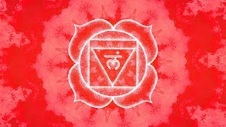 Root Chakra Sleep Meditation | Balancing & Healing Music | Let Go of Fear, Anxiety, Worries