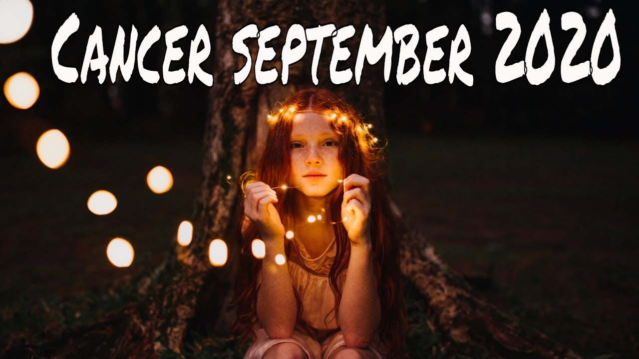 Cancer September 2020 ~ The Way Your Horizons Meet ?&?~ Master Intuitive Tarot Reading