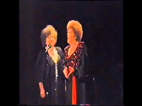 Mary Jo Catlett and Lu Leonard