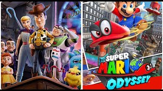 Music Review Ep.1 - Super Mario Odyssey & Toy Story 4