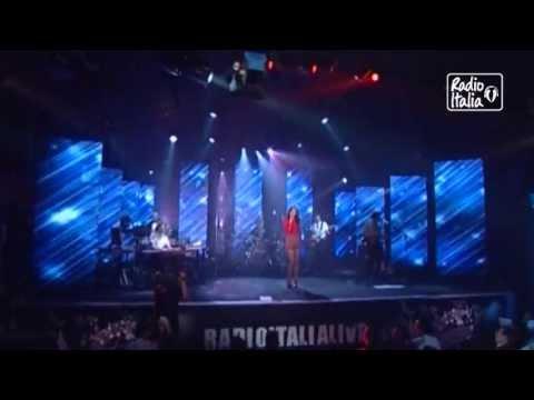 Annalisa Scarrone - Scintille 2013 a RadioItaliaLive