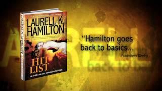 Laurell K. Hamilton - Hit List (Official Book Trailer)