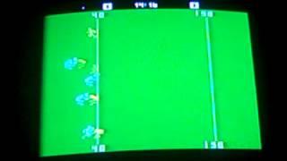 CVGR: RealSports Football for the Atari 2600 review