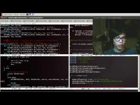 018_12 Audacity Live Coding Programming c++ bugfix devvlog