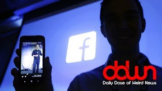 Facebook employee spies on Mark Zuckerberg! * And MORE in this DAILY DOSE OF WEIRD NEWS! #DDWN