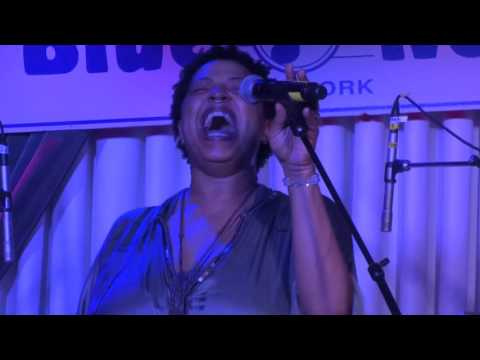 Lisa Fischer Gimme Shelter Blue Note NYC 24th Jan 2016