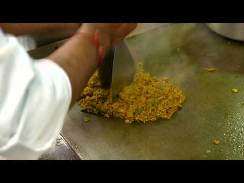 Cooking during service at the South-west coastal Indian cuisine restaurant Quilon In London