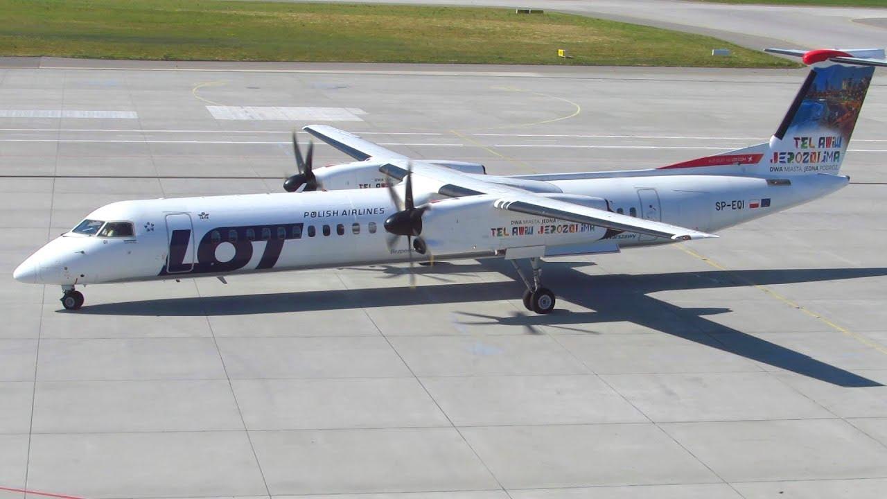 Znalezione obrazy dla zapytania: bombardier q400 rzeszów