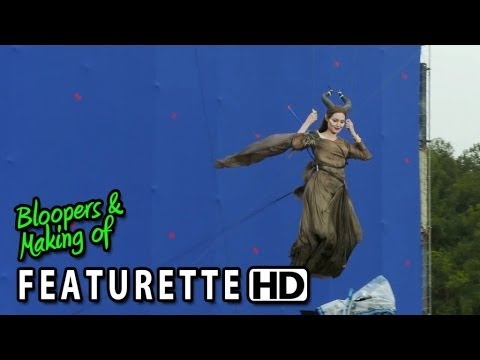 Maleficent (2014) Featurette - On The Battlefield