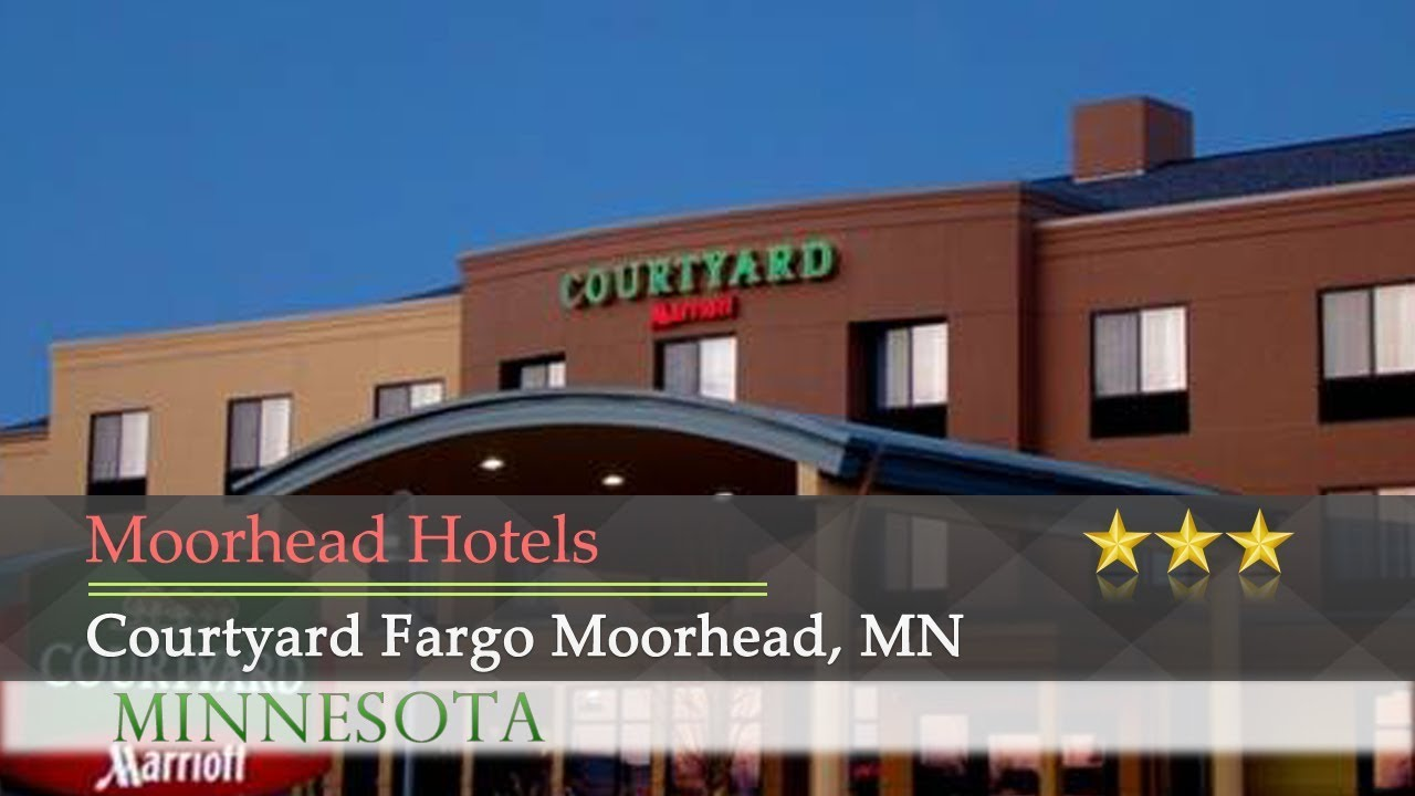 Courtyard Fargo Moorhead Mn Hotels Minnesota