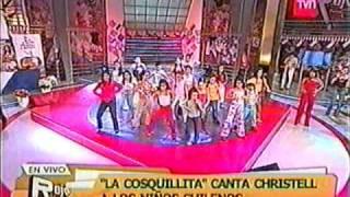 Christell - La Cosquillita (Fonda Fiestas Patrias)