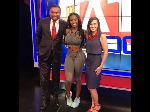 BreAnna on WREG News Channel 3
