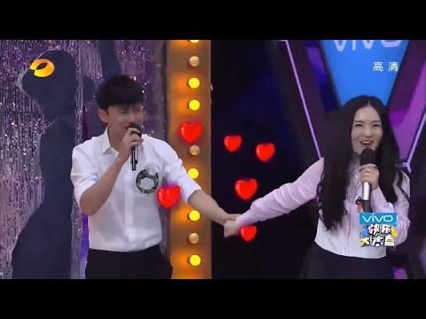 张杰谢娜《快乐大本营》同框甜蜜撒狗粮 Happy Camp【湖南卫视官方频道】