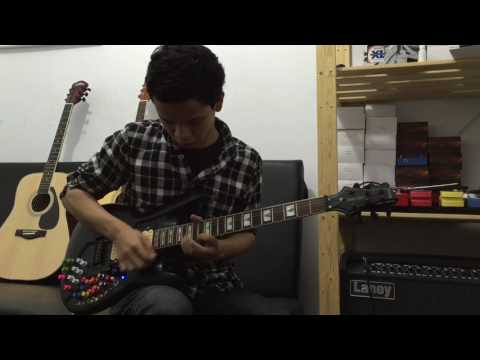 Gitar wani piro sound cek IV