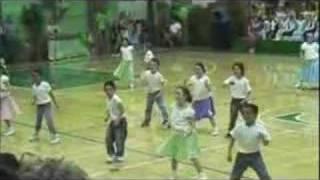 2nd grade dance La Bamba
