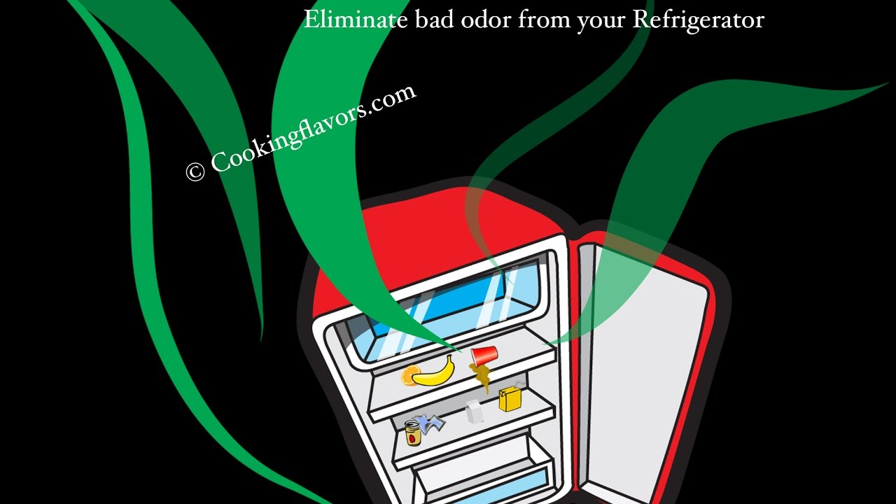 Quick Tip # 9   Eliminate Bad Odor From Your Refrigerator | How To Get Rid  Of Bad Odors From Fridge