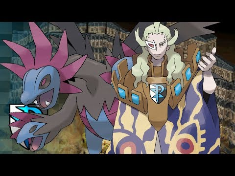 Pokémon White Boss Battles STORY FINALE - Team Plasma Ghetsis