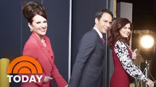 'Will And Grace' Reboot: Stars Say It Feels Like They Never Left | TODAY