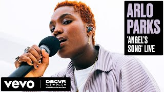Gambar cover Arlo Parks - Angel's Song (Live) | Vevo DSCVR Artists to Watch 2020