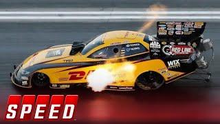 J.R. Todd vs. Matt Hagan - Indianapolis Funny Car Final | 2018 NHRA DRAG RACING