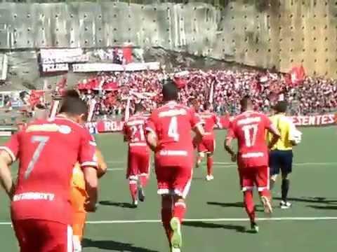 recibimiento caracas fc vs portuguesa clausura 2016 FVF jornada 1