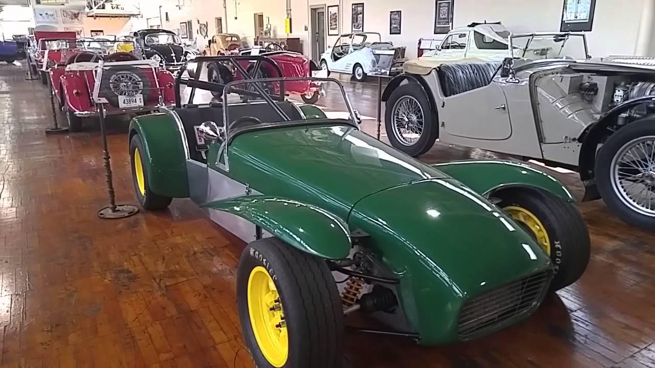 1965 lotus super seven s2