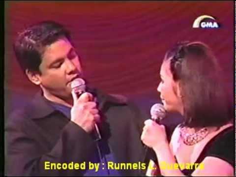 Regine Duets Medley - Regine Velasquez and Martin Nievera