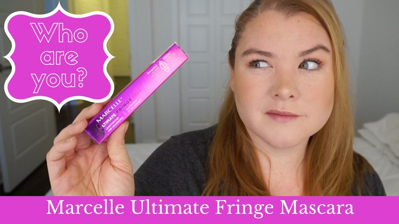 11e32d154af Marcelle Ultimate Fringe Effect Mascara - Who are you? - YouTube