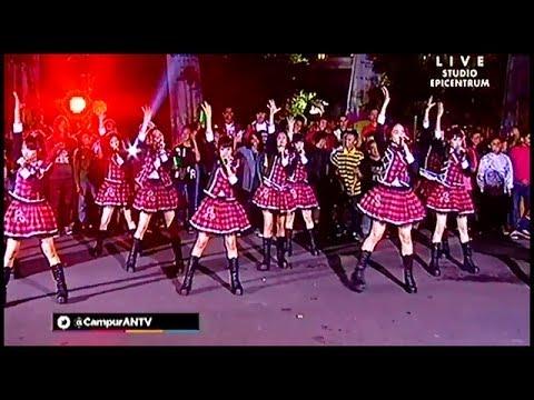 JKT48 - Korogaru Ishi ni Nare @ Campur-Campur ANTV [14.05.23]