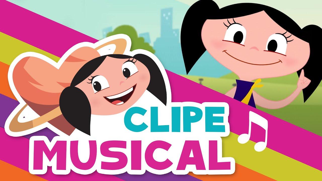 GESSO 🙋🏻♀️🦴 - Clipe Musical l O Show da Luna!