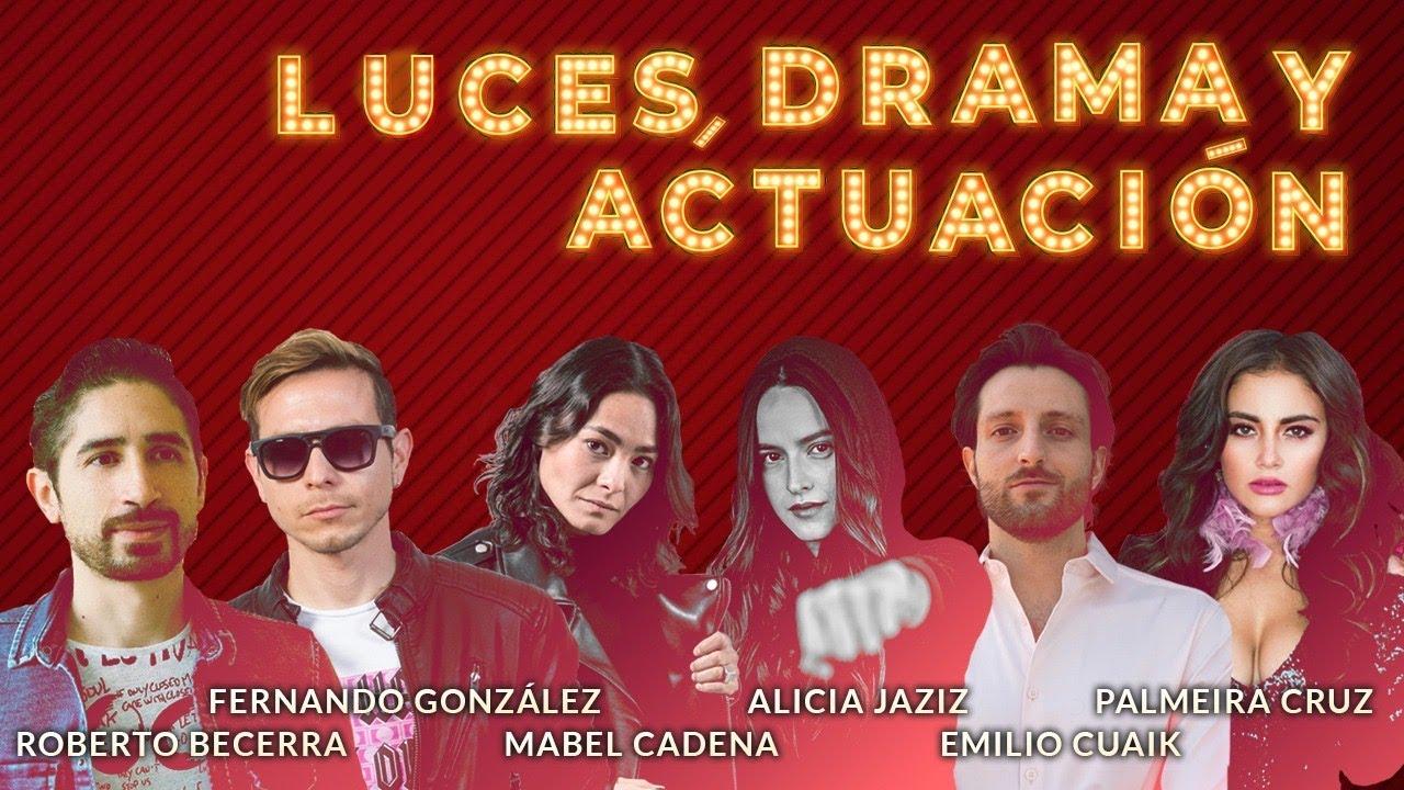 Luces, Drama y actuación !!!