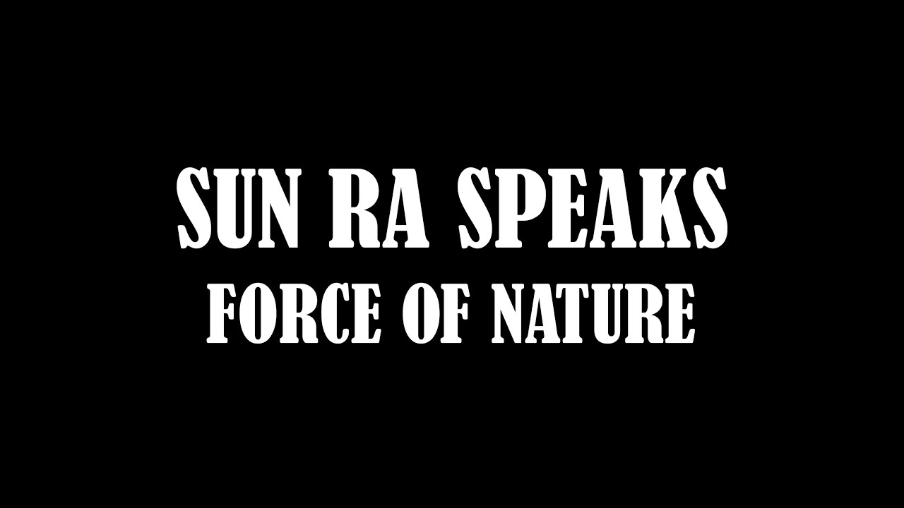 Sun - Force Of Nature