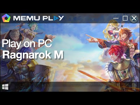 Download and Play Ragnarok M on PC with MEmu Android Emulator