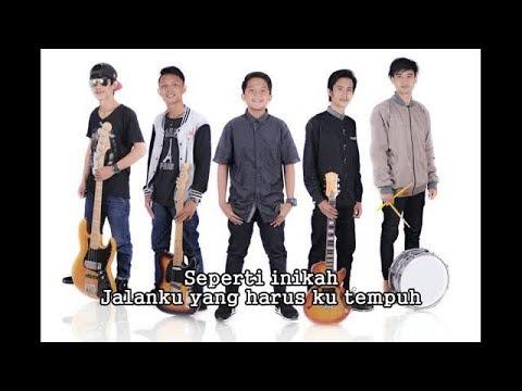 Jalan Hidupku LaoNeis Band Lirik - X-Player Musik Indonesia Official