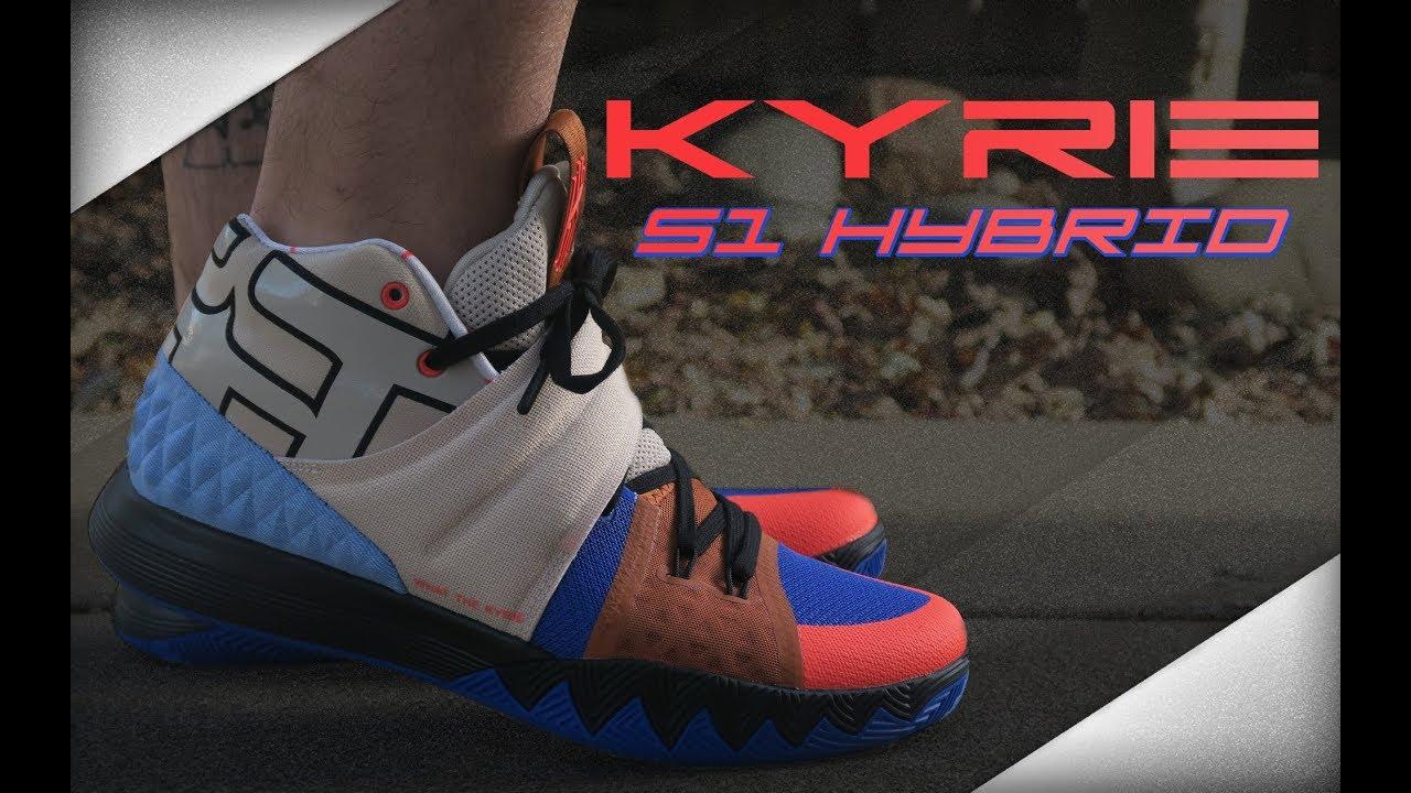 NIKE KYRIE S1 HYBRID - YouTube a227188235f6