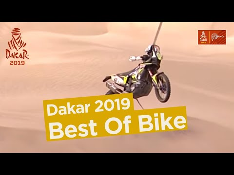 Best Of Bike - Dakar 2019