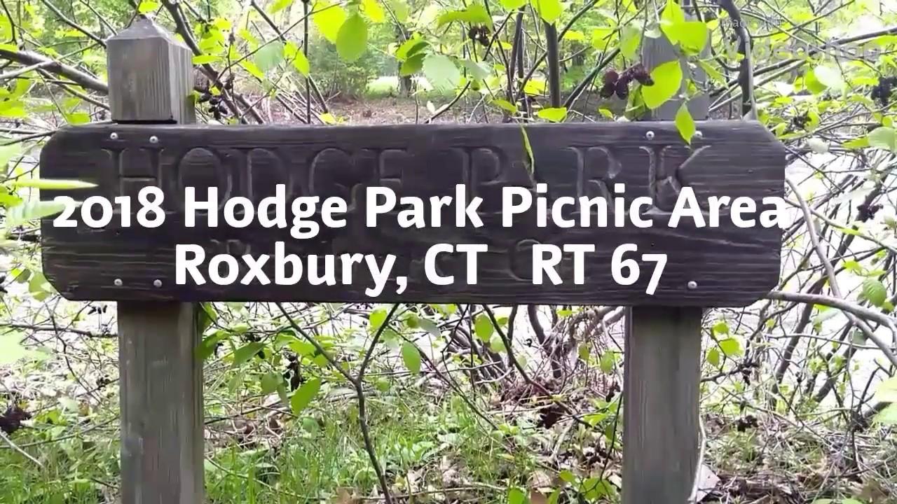 2018 Hodge Park Picnic Area, Roxbury, CT  RT 67