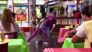 """Виолетта"":Танец Макси и Мары"